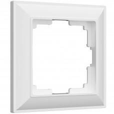 Рамка на 1 пост (белый) W0012201