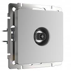 ТВ-розетка оконечная (серебряный) W1183006