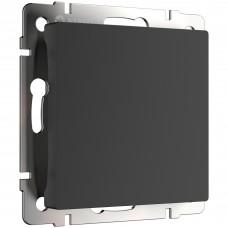 Заглушка (черный матовый) W1159208