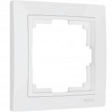 Рамка на 1 пост (белый, basic) W0012001