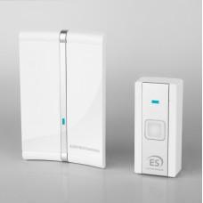 Беспроводной звонок DBQ20M белый DBQ20M WL 36M IP44 Elektrostandard