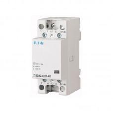 Контактор Z-SCH230/25-31, 3NO+1NC, 25А/(9A по AC-3), 230VAC, 2M