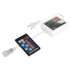 Контроллер для одноцветной светодиодной ленты 220V с ПДУ (радио) IP40 LSC 002 Elektrostandard