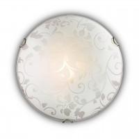 208 SN 104 Светильник стекло E27 2*100Вт D400 VUALE
