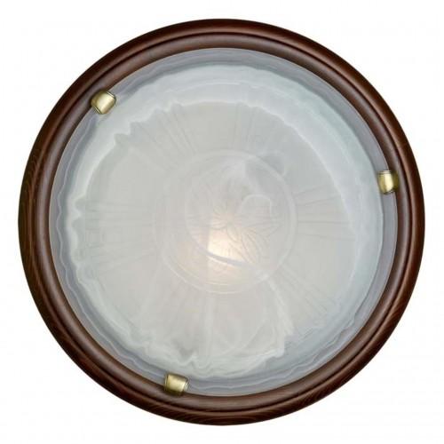 236 SN 108 Светильник стекло E27 2*100Вт D460 LUFE WOOD