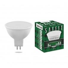 Лампа светодиодная SAFFIT SBMR1605 MR16 GU5.3 5W 2700K