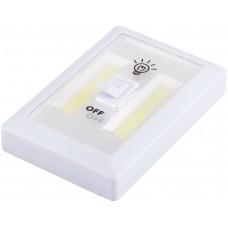 Светодиодный светильник с переключателем Feron FN1208, 3W, белый