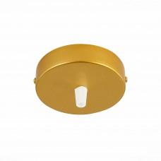 SL001.203.01 Потолочное крепление на одну лампу (круглое) ST-Luce Золото