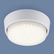 Накладной потолочный светильник 1037 GX53 WH белый Elektrostandard