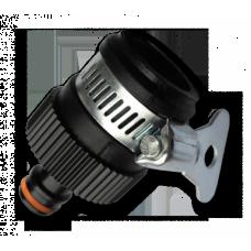 BLACK LINE Адаптер на кран ø13-15мм (ст. ECO-PWB2194), ECO-4127