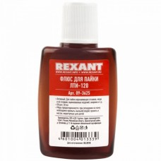 Флюс для пайки REXANT, ЛТИ-120, 30 мл, флакон