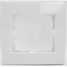 LEZARD KARINA Рамка 1-ая горизонтальная белая