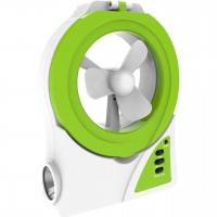 357437 NT18 189 белый/зеленый Ландшафтный светильник IP52 LED 0,5W+1,44W 220-240V TRIP